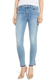 7 For All Mankind® High Waist Ankle Skinny Jeans (Vintage Air Classic)