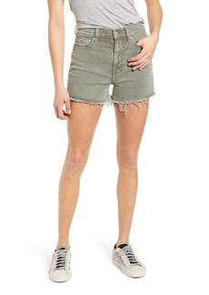 7 For All Mankind® High Waist Cutoff Denim Shorts