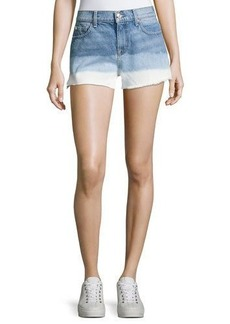 7 For All Mankind High-Waist Cutoff Shorts