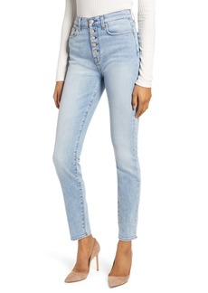 7 For All Mankind® High Waist Skinny Jeans (Vail)