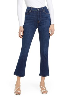 7 For All Mankind® High Waist Slim Kick Jeans (Fletcher Drive)