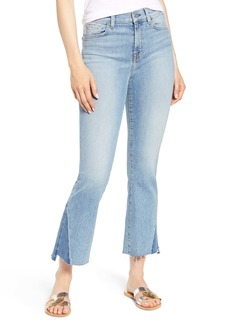 7 For All Mankind® High Waist Slim Kick Jeans (Vintage Mercer)