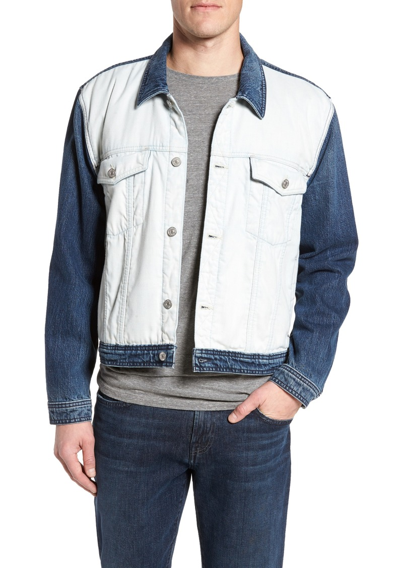 7 For All Mankind® Inside Out Trucker Jacket