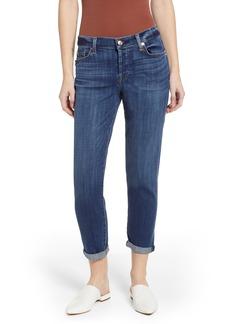 7 For All Mankind® Josefina Ankle Boyfriend Jeans (Broken Twill Vanity Clean)