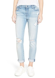 7 For All Mankind® 'Josefina' Boyfriend Jeans (Bright Bristol 2)