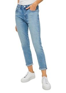 7 For All Mankind Josefina Boyfriend Jeans in Ventana