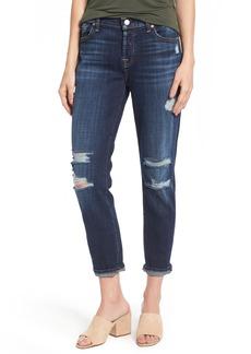 7 For All Mankind® Josefina Boyfriend Jeans (Majestic Broken Twill)