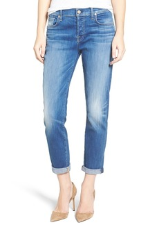 7 For All Mankind® Josefina Boyfriend Jeans (New Castle Broken Twill)