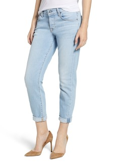 7 For All Mankind® 'Josefina' Boyfriend Jeans (Ocean Breeze)