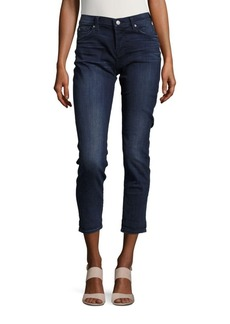 7 For All Mankind Josefina Cropped Jeans