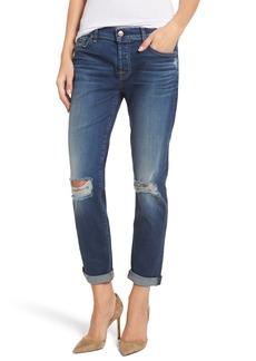 7 For All Mankind® Josefina Destroyed Boyfriend Jeans (Liberty)