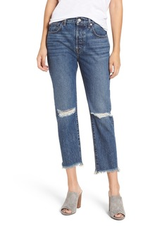 7 For All Mankind® Josefina Destroyed Boyfriend Jeans (Montreal)