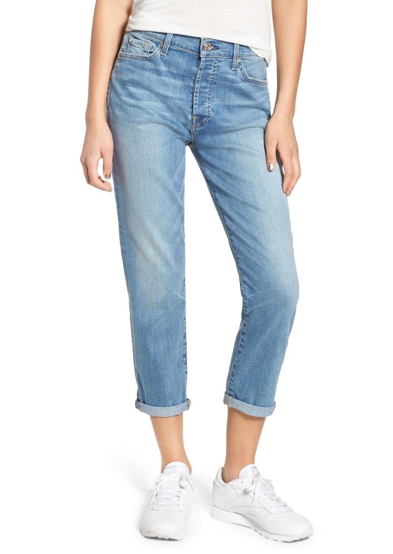 16fd34ae70d 7 For All Mankind® Josefina High Waist Boyfriend Jeans (Heritage Valley 4)