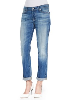 7 For All Mankind Josefina Slim Boyfriend Jeans