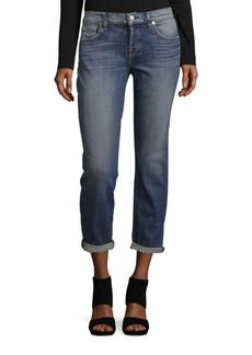 7 For All Mankind Josefina With Destroy Jeans