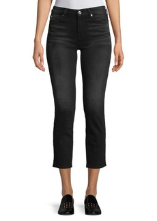 7 For All Mankind Karah Crop Jeans