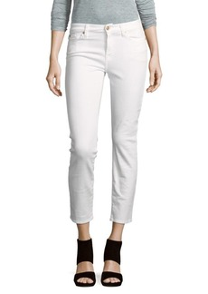 7 For All Mankind Karah Cropped Jeans