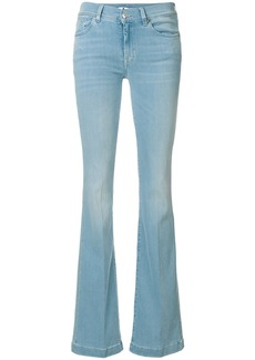 7 For All Mankind kick flared jeans - Blue