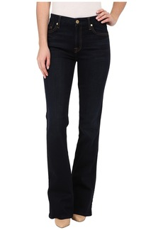 7 For All Mankind Kimmie Bootcut in Slim Illusion Dark Madrid Night