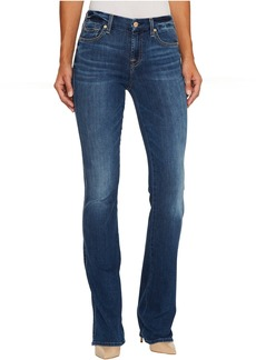 7 For All Mankind Kimmie Bootcut in Stunning Bleeker