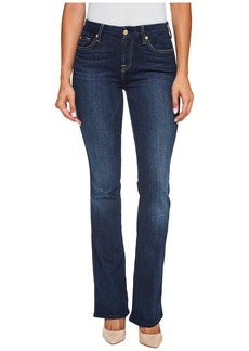 7 For All Mankind Kimmie Bootcut Jeans in Dark Moonlight Bay