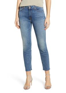 7 For All Mankind® Kimmie Crop Slim Jeans (Pretty Medium Vintage)