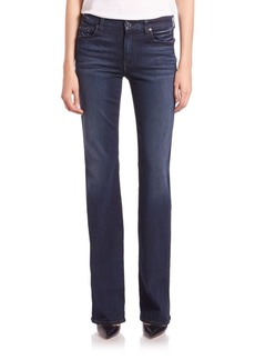 7 For All Mankind Kimmie Slim Illusion Luxe Bootcut Jeans