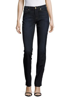 7 For All Mankind Kimmie Straight Five-Pocket Jeans