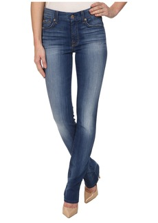 7 For All Mankind Kimmie Straight in Brilliant Azure