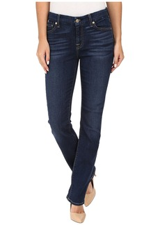 7 For All Mankind Kimmie Straight in Buckingham Blue