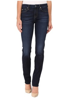 7 For All Mankind Kimmie Straight in Dark Canterbury