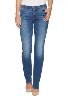 7 For All Mankind Kimmie Straight Jeans in Bella Heritage