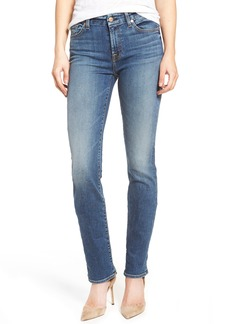 7 For All Mankind® 'Kimmie' Straight Leg Jeans (Seratoga Bay)
