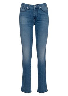 7 For All Mankind® Kimmie Straight Leg Jeans (Shoreline Drive)