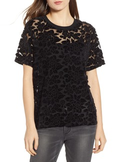 7 For All Mankind® Lace Top