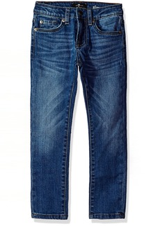 7 For All Mankind Little Boys' Slim Fit Jean 3144-Solace