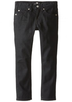 7 For All Mankind Toddler Boys Denim Jean B661-Black Out 4T