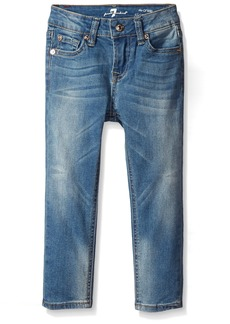 7 For All Mankind Little Girls The Ankle Skinny 5 Pocket Jean