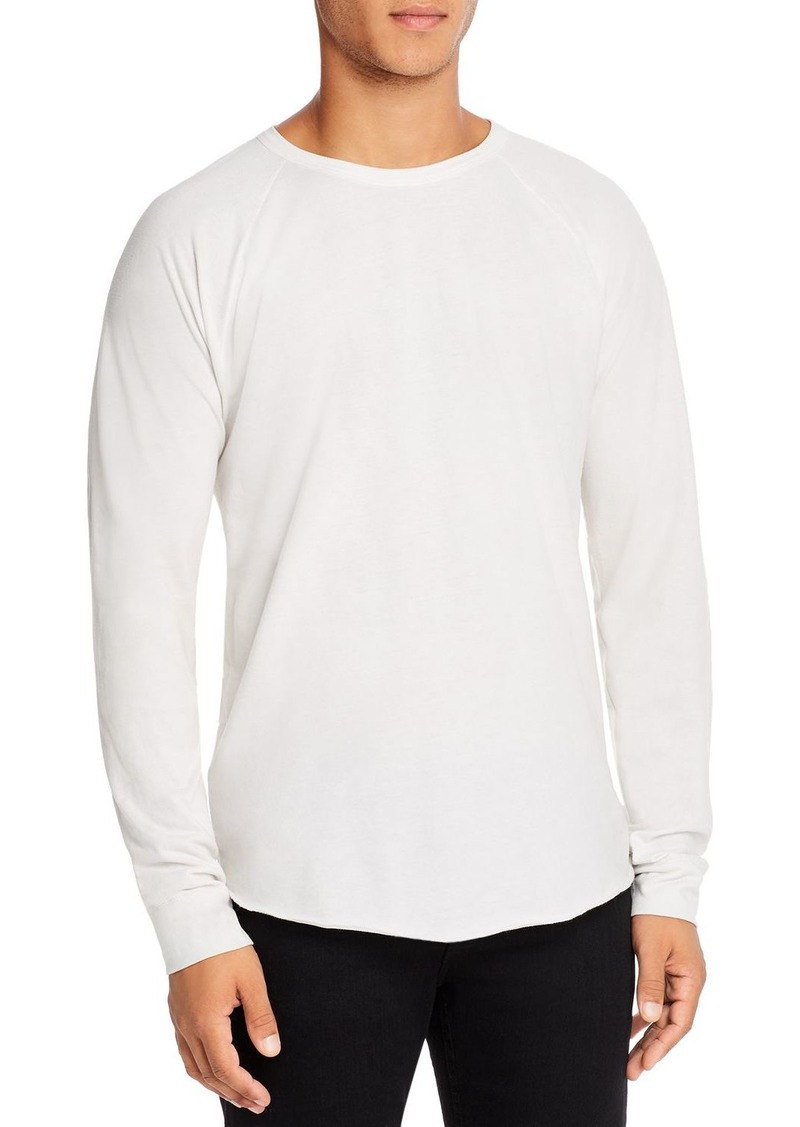 7 For All Mankind Long Sleeve Raglan Tee