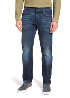 7 For All Mankind® Luxe Standard Straight Leg Jeans (Desperado)