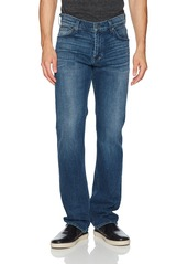 7 For All Mankind Men's Austyn Relaxed Straight Fit Jean in Keepers Sky
