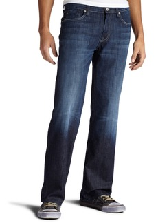 7 For All Mankind Men's Austyn Relaxed Straight-Leg Jean in   31x34