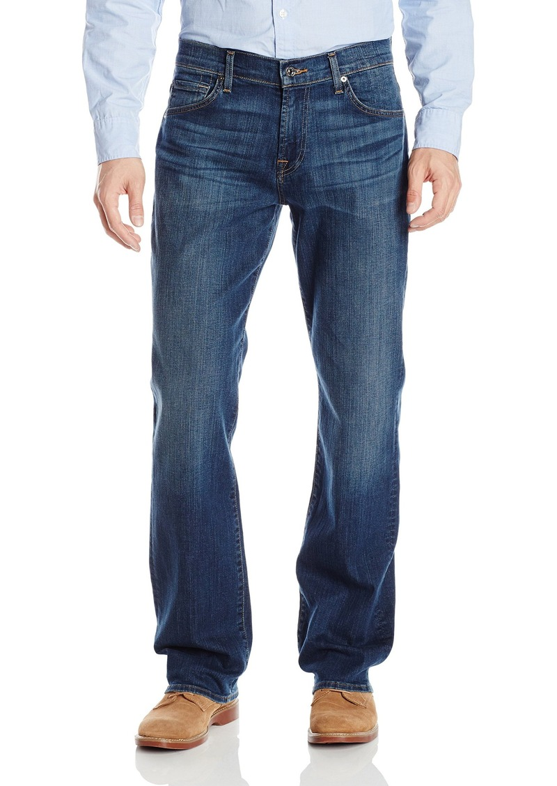 7 For All Mankind Men's Austyn Relaxed Straight Leg Jean  31