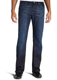 7 For All Mankind Men's Austyn Relaxed Straight-Leg Jean in   33x32