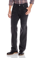 7 For All Mankind Men's Austyn Relaxed Straight-Leg Jean in   33x34