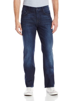 7 For All Mankind Men's Austyn Relaxed Straight Leg Jean with Pockets Oceanside View