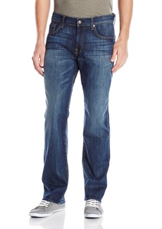 7 For All Mankind Men's Carsen Easy Straight Leg Jeans in