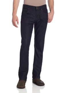 7 For All Mankind Men's Carsen Straight-Leg Jean in  Dark And Clean 33x34