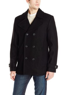 7 For All Mankind Men's Peacoat  S