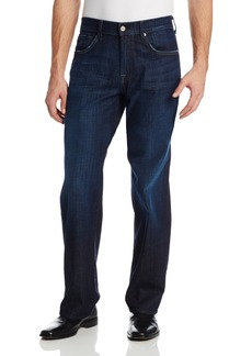 7 For All Mankind Men's Relaxed Fit Jean in    33x34